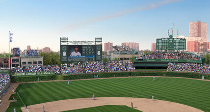 Cubs leave Wrigley Field? North Siders call $300 million plan a strikeout.