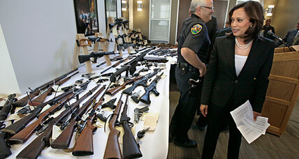 California law boosts confiscation of illegal guns: Model for other states?