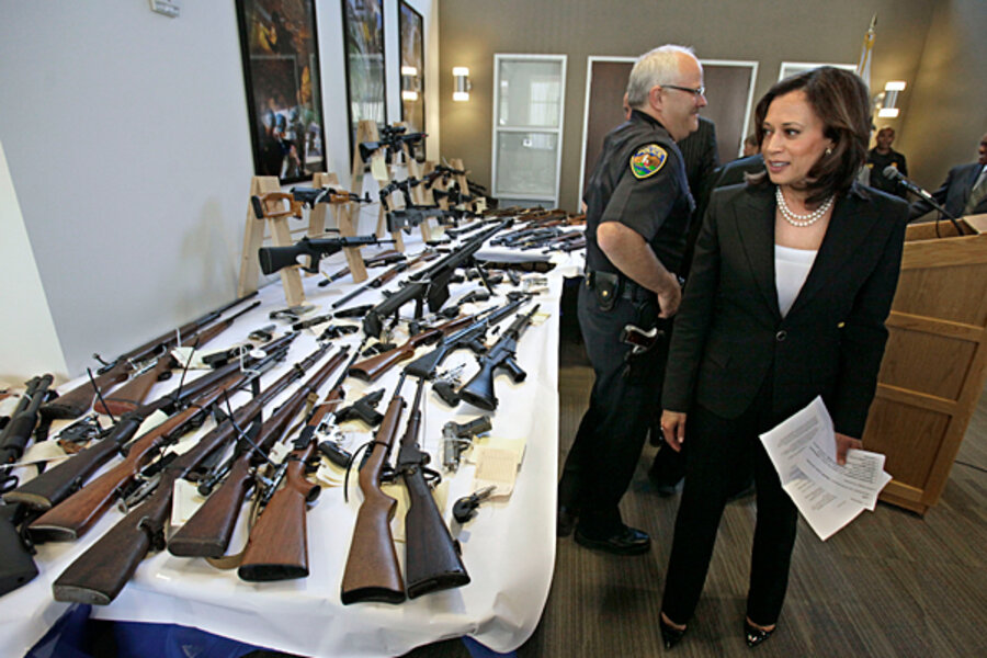 United States & Gun Control discussion.