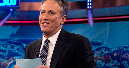 Jon Stewart channels Dr. Seuss to mock Obama's 'red line' on Syria