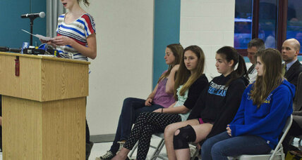 N.J. school board: Fearing wardrobe malfunction, distraction, strapless dress ban stays