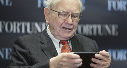 'Warren is in the house.' Billionaire Warren Buffett joins Twitter.