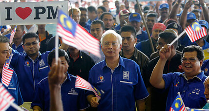 Malaysia prepares for its closest election in 50 years