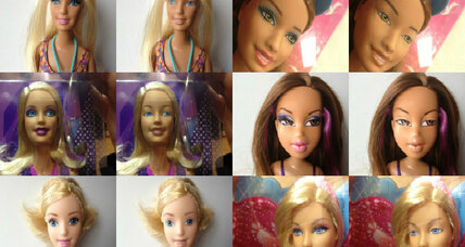 Dolls look better without makeup; now if only we could buy them that way