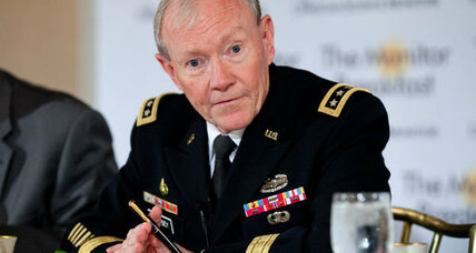 Why America's top general is wary of US military intervention in Syria
