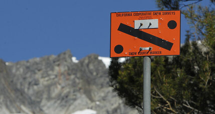 How much water in that snowpack? Scientists seek a better gauge.