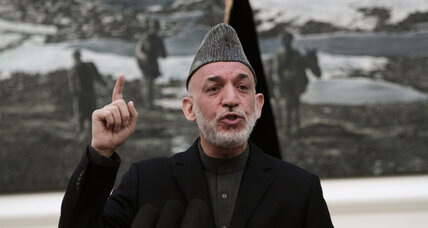 Karzai calls on Taliban to fight Afghanistan's enemies