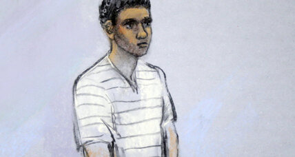 Boston bombing: Man accused of lying to investigators asks to be released