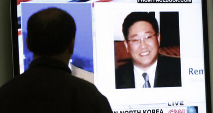 North Korea dismisses speculation American prisoner will be bargaining chip