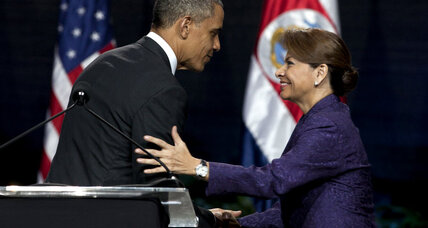 For Obama, Costa Rica offered rare 'safe bet' trip