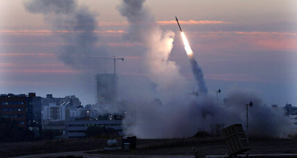 Israeli attacks inside Syria risk widening war