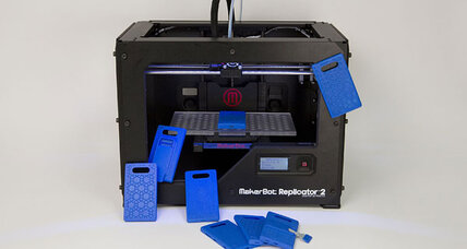 Where can you find 3-D printers? Try your local library.