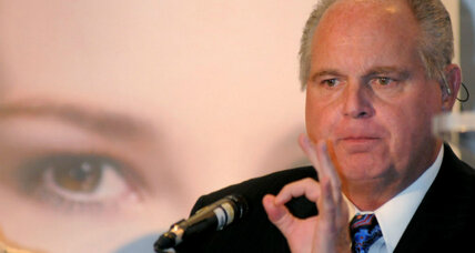 Rush Limbaugh blame game: Are falling ad revenues his fault?