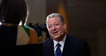 Al Gore now 'Romney-rich': Enough to make him happy?