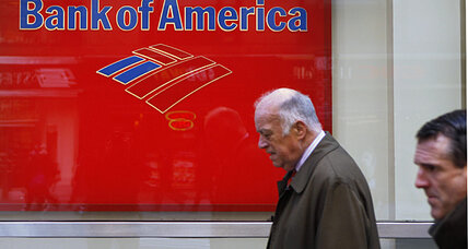 Bank of America leads bank stocks rally