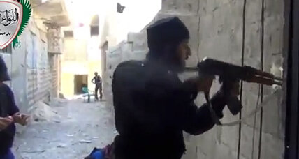 UN investigator suggests it was Syria's rebels who used chemical weapons