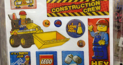 LEGO apologizes for catcalling: Hey babe, females aren't playthings!