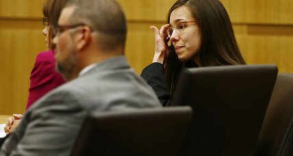 Arias trial: Does her crime 'justify' the death penalty?