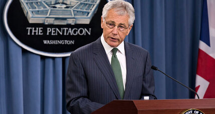 Defense secretary worries sexual assault in military nearing a tipping point