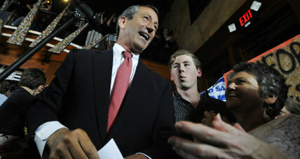 Mark Sanford comeback: four reasons for his improbable win (+video)