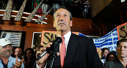 House race: Mark Sanford win crushes Democrats' hope of red-state toehold