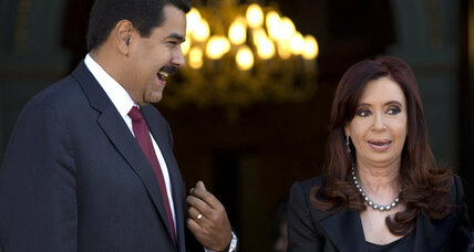 Venezuela's Maduro globe trots: building regional ties or a domestic distraction?