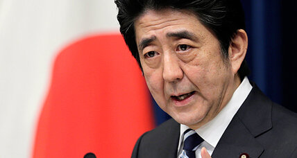 No backtracking on World War II apologies, Japan PM says
