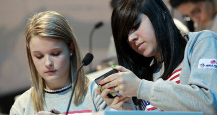 Sexting: They don't call it that now, and other facts about teen mobile nudity