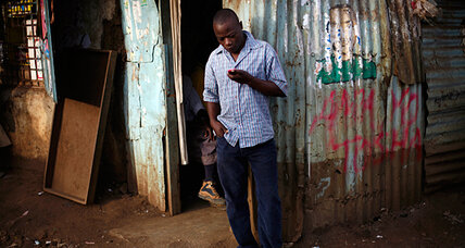 A 'novel' idea for spreading literature in Africa: The cellphone