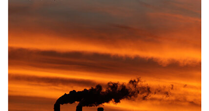 Atmospheric carbon dioxide levels reach milestone