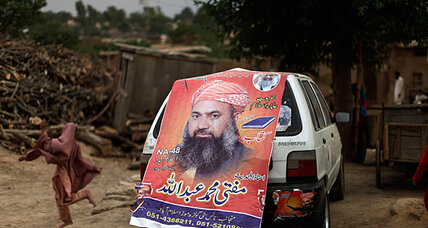 Of elections and extremes: Pakistan's Pamela Anderson takes on a mullah