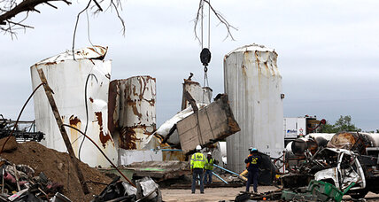 Unexpected twists in case of deadly blast at Texas fertilizer plant