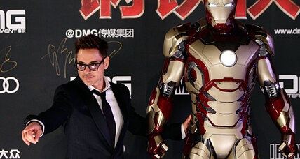 Chinese roll their eyes at local footage added to 'Iron Man 3'