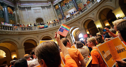 Minnesota governor expected to sign same-sex marriage bill
