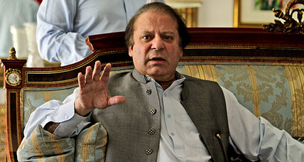 Pakistanis hopeful as Nawaz Sharif makes a political comeback