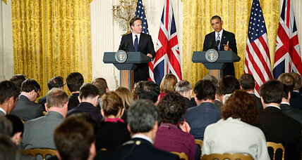 US and Britain cling to diplomacy as way forward on Syria (+video)