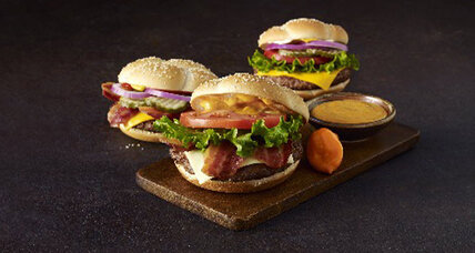 3 new Quarter Pounders: McDonald's revamps line