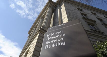 IRS was wrong to target Tea Party. What about other political groups?