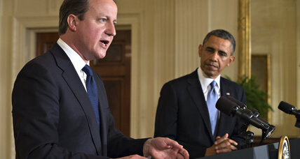 Could Obama help Cameron's case for sticking with EU?