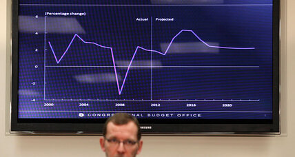 Federal deficit falling fast: Is that a good thing ... or a bad thing?