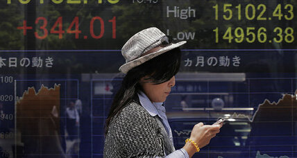 Japan's economy outpaces predictions