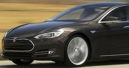 Tesla Motors to issue more stock, pay off Energy department