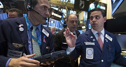 Stocks rise despite manufacturing slowdown