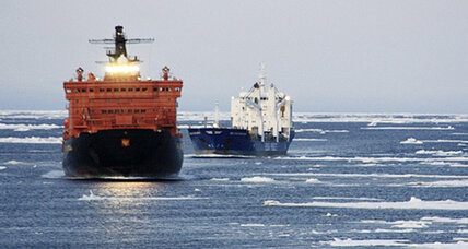 Arctic Council: China looks north for oil, gas, and fish