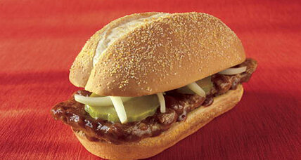 Burger King McRib? Watch out, McDonald's.