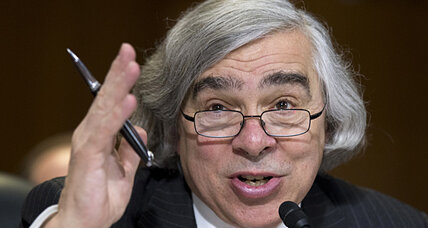 Ernest Moniz confirmed unanimously as Energy secretary