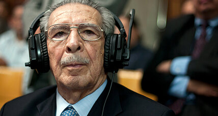 What does genocide conviction of Ríos Montt mean to Guatemalans abroad?