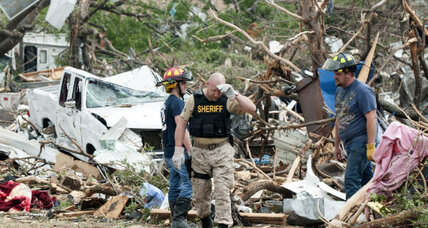 Texas tornadoes: The missing are found, more storms possible