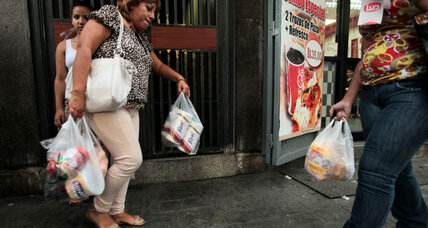Toilet paper shortage sends Venezuelans scrambling for rolls