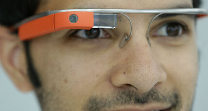 Traffic citation: Google Glass-ing while driving